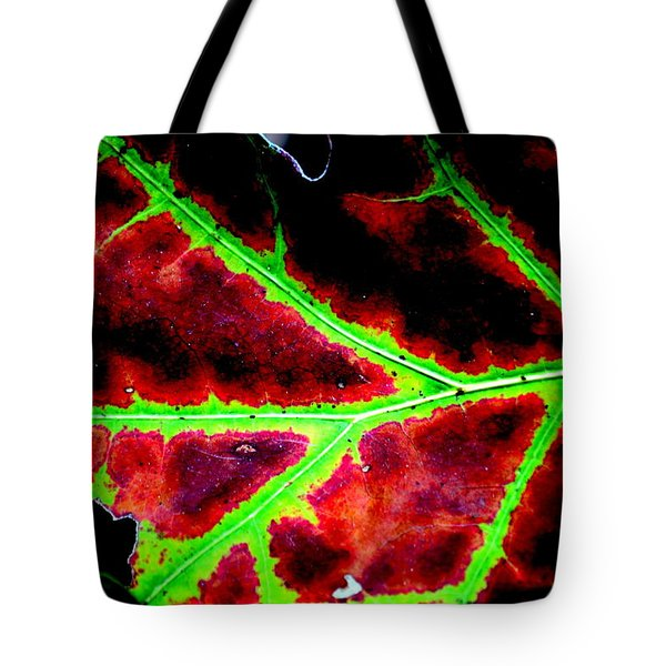 Roadways Tote Bag