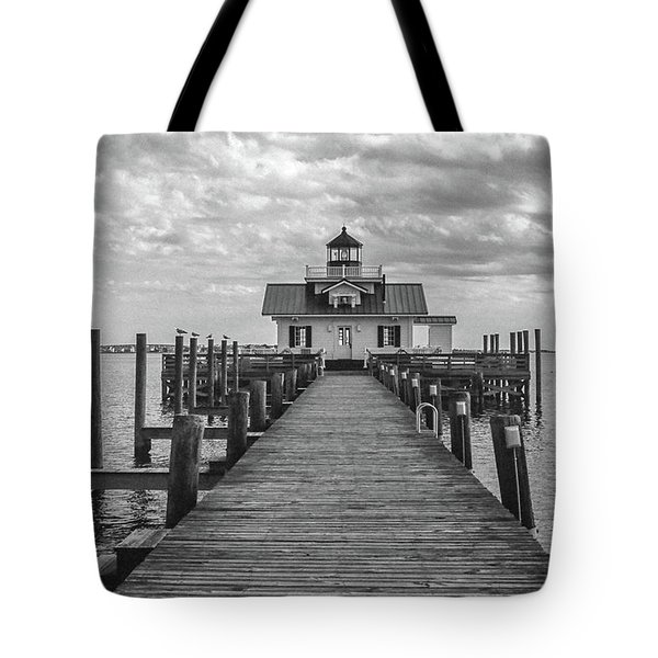 Roanoke Marshes Light Tote Bag