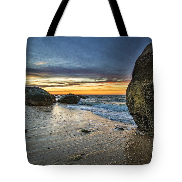 Roanoke Sunset Tote Bag
