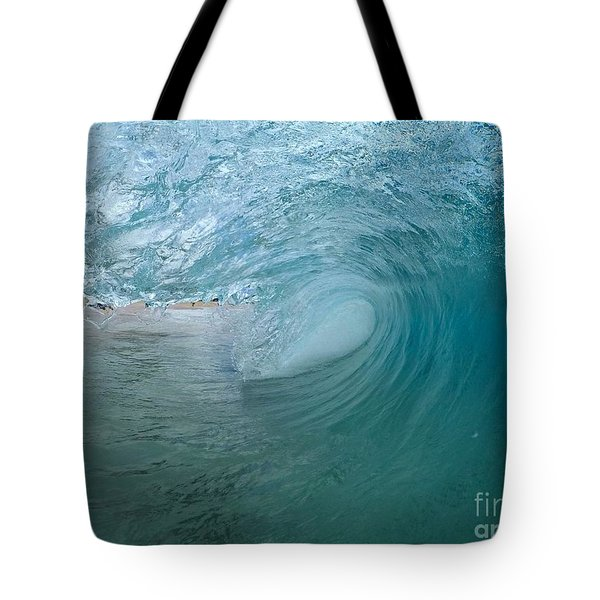 Roaring Frost Tote Bag
