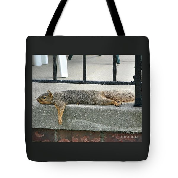 Roasting Tote Bag