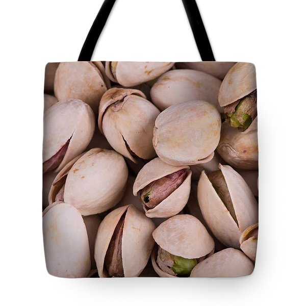 Robb's Family Farm Unsalted Pistachios Tote Bag
