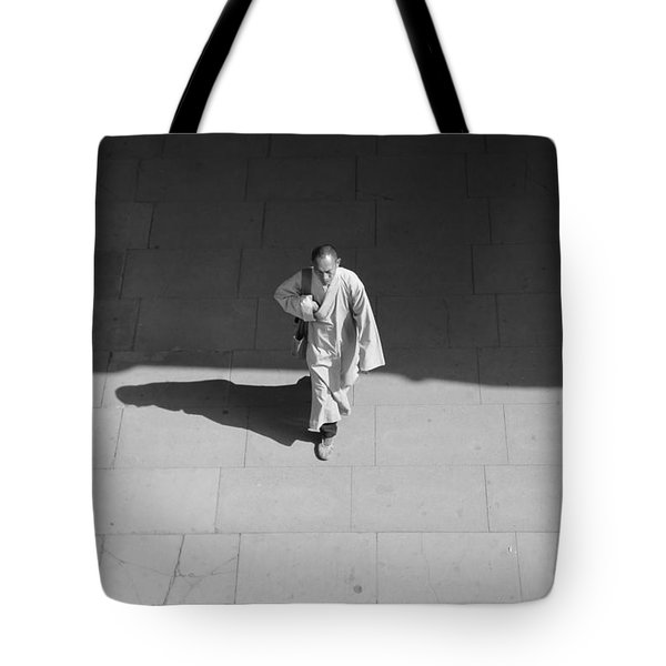 Robe Light Tote Bag