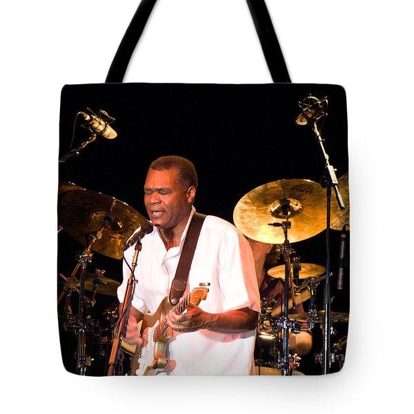 Robert Cray Tote Bag