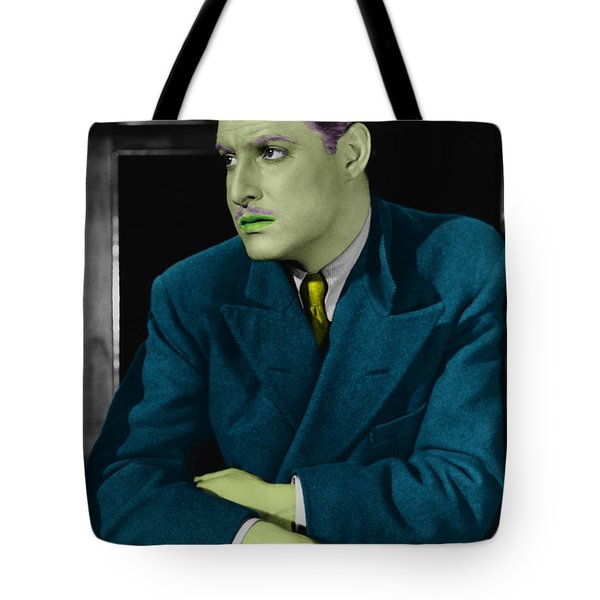 Robert Donat Tote Bag by Emme Pons