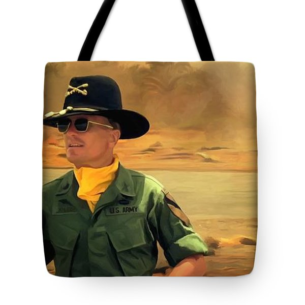 Robert Duvall @ Apocalypse Now Tote Bag