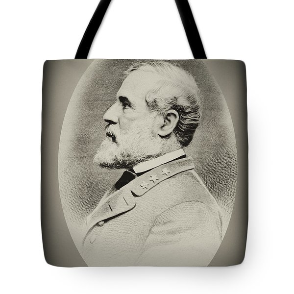Robert E Lee - Csa Tote Bag