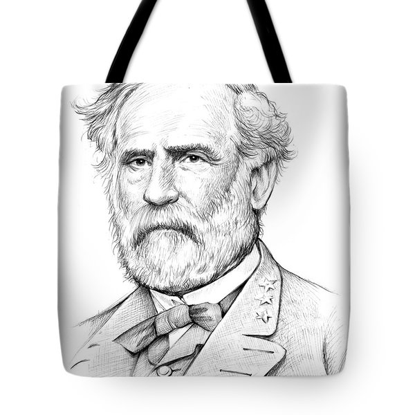 Robert E. Lee Tote Bag