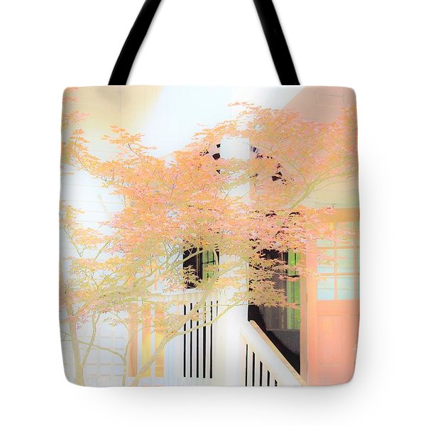 Robert F. Thomas Chapel Tote Bag