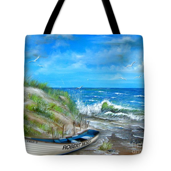 Robert Moses Beach Tote Bag