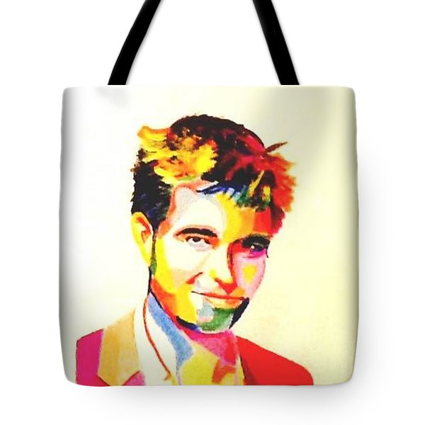 Robert  Pattinson 307 Tote Bag