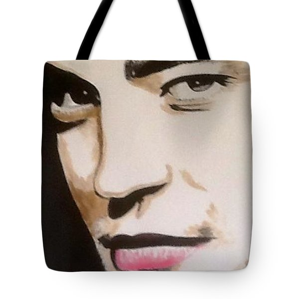 Robert Pattinson 320 Tote Bag