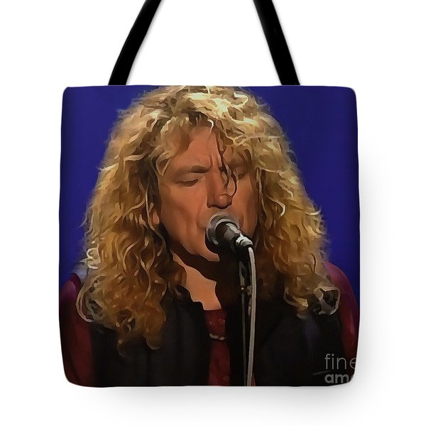 Robert Plant 001 Tote Bag