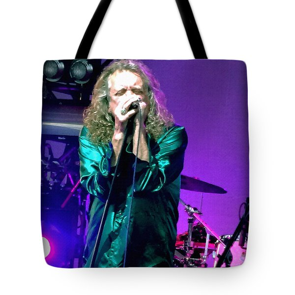Robert Plant And The Sensational Space Shifters.4 Tote Bag