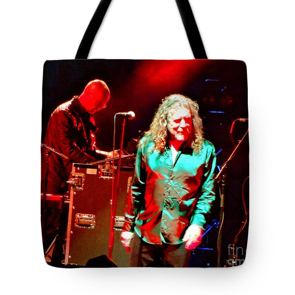 Robert Plant And The Sensational Space Shifters.5 Tote Bag