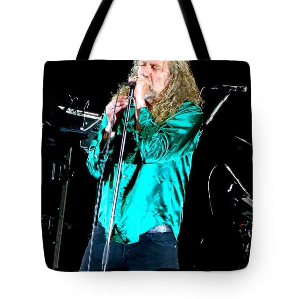 Robert Plant And The Sensational Space Shifters.3 Tote Bag