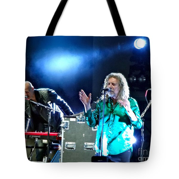Robert Plant And The Sensational Space Shifters.2 Tote Bag