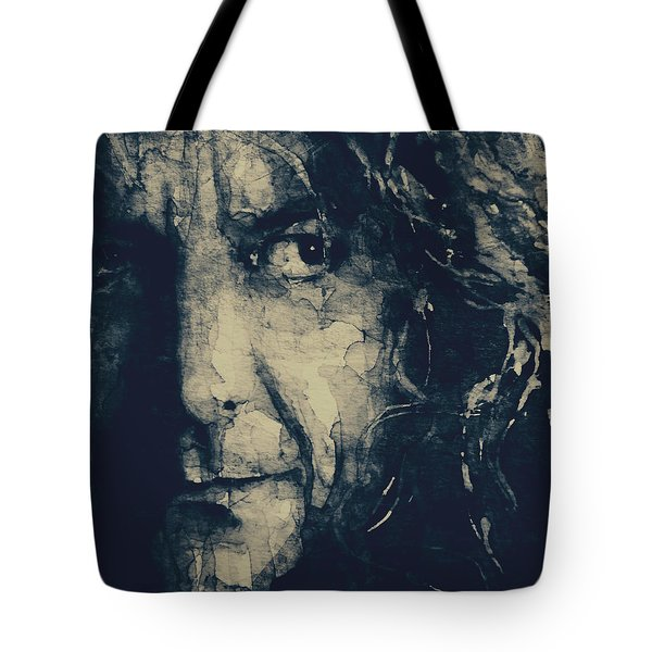 Robert Plant - Led Zeppelin Tote Bag