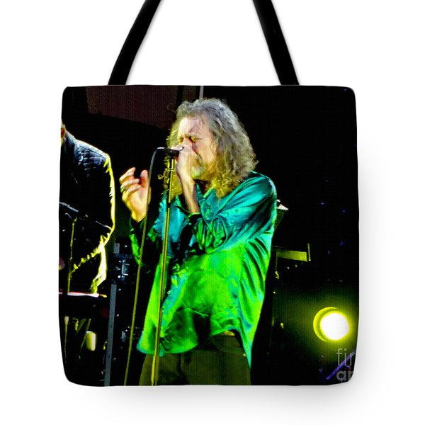 Robert Plant And The Sensational Space Shifters.6 Tote Bag