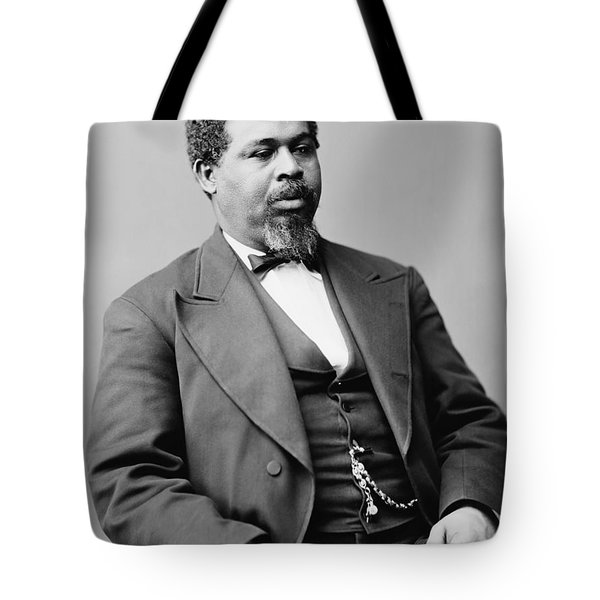 Robert Smalls - Politician And Soldier Tote Bag