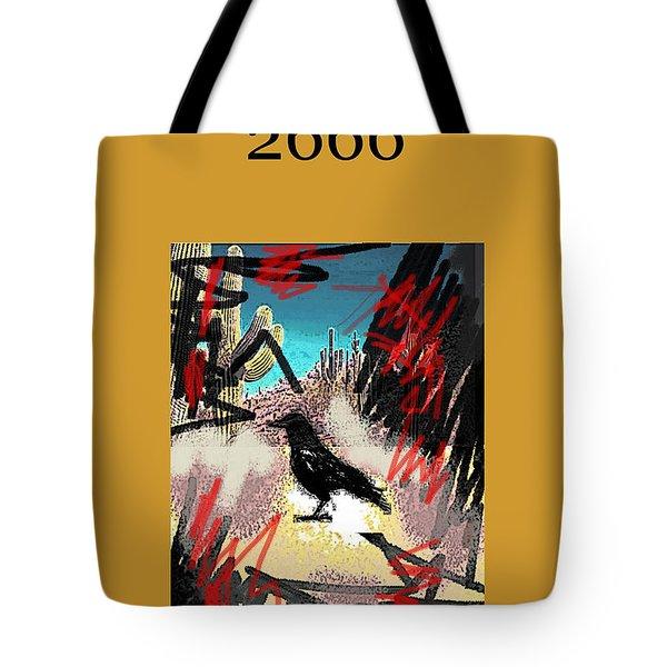 Roberto Bolano 2666 Poster  Tote Bag