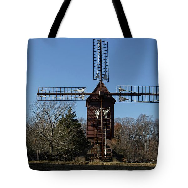 Robertsons Windmill Tote Bag