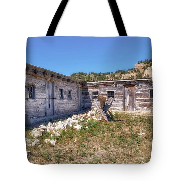 Robidoux Trading Post Tote Bag