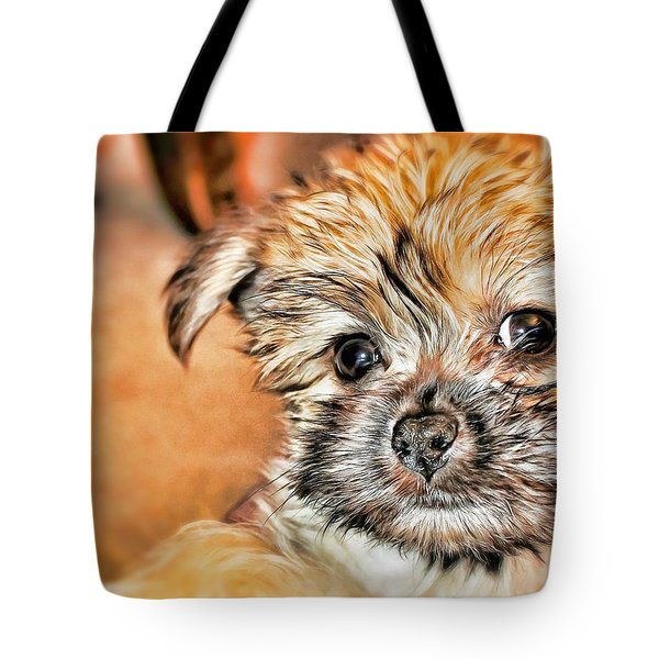 Tote Bag featuring the photograph Robin by Mindy Newman
