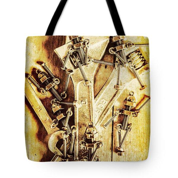 Robolts Tote Bag