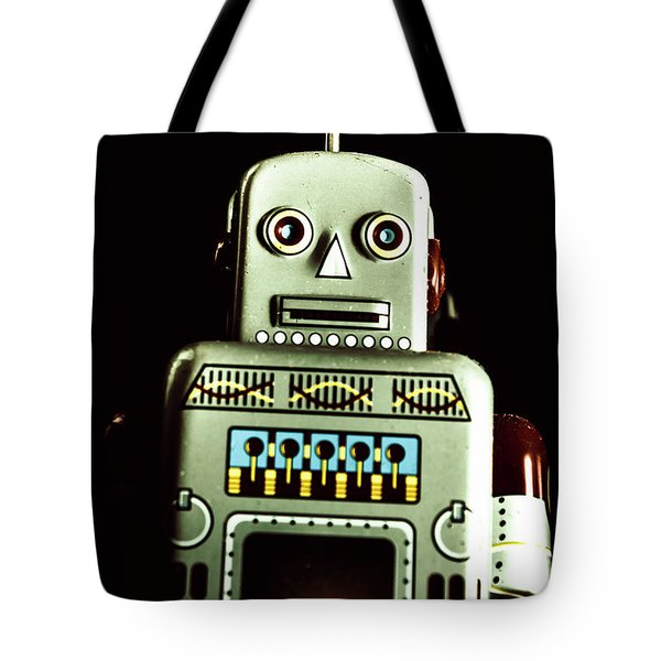 Art Tote Robots