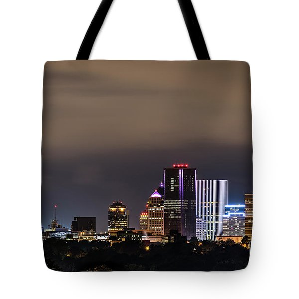 Rochester, Ny Lit Tote Bag