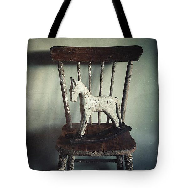 Tote Bag featuring the photograph Rock-a-bye by Amy Weiss