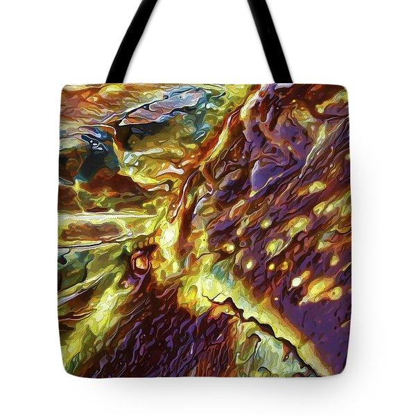 Rock Art 28 Tote Bag