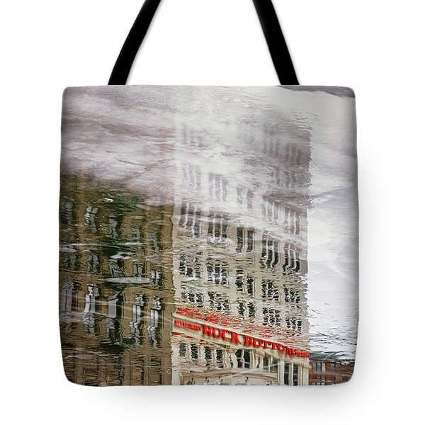 Rock Bottom Tote Bag