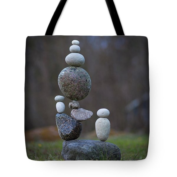 Rock Castle Tote Bag