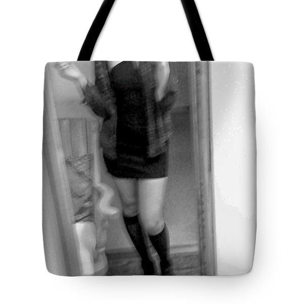 Rock Chic Tote Bag