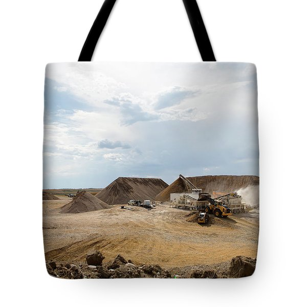 Rock Crushing 2 Tote Bag