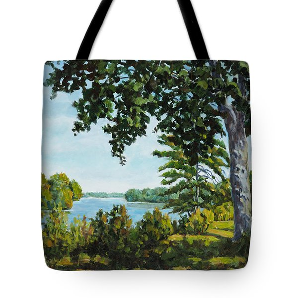 Rock Cut Tote Bag