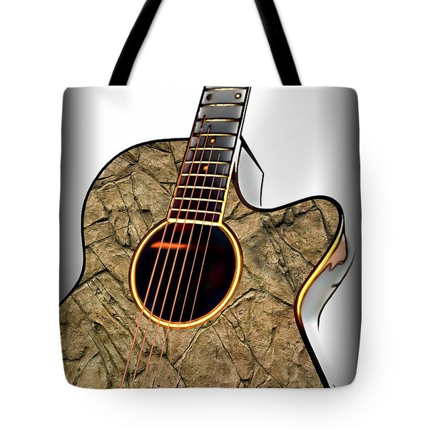 Rock Guitar 1 Tote Bag
