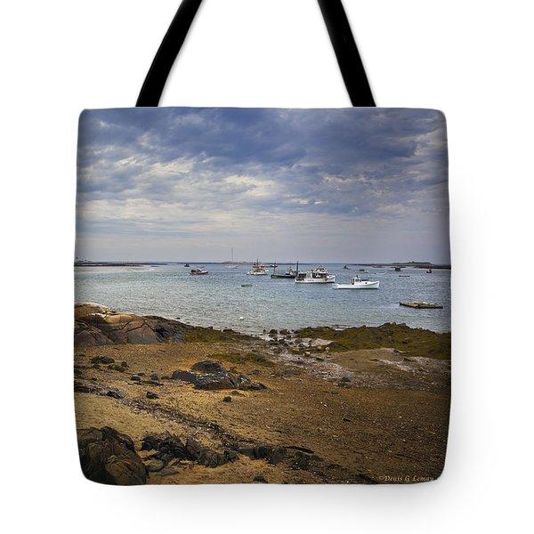 Rock Lookout Tote Bag