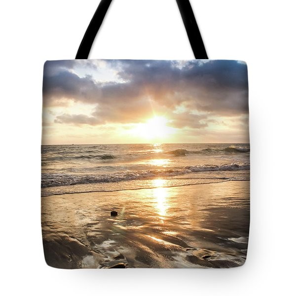 Rock 'n Sunset Tote Bag