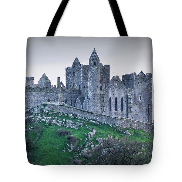 Rock Of Cashel 2017  Tote Bag