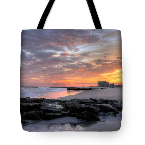 Rock On Tote Bag