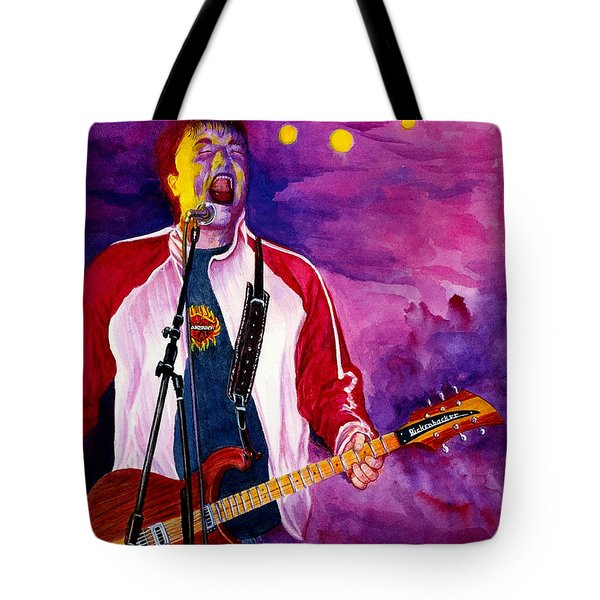 Rock On Tom Tote Bag