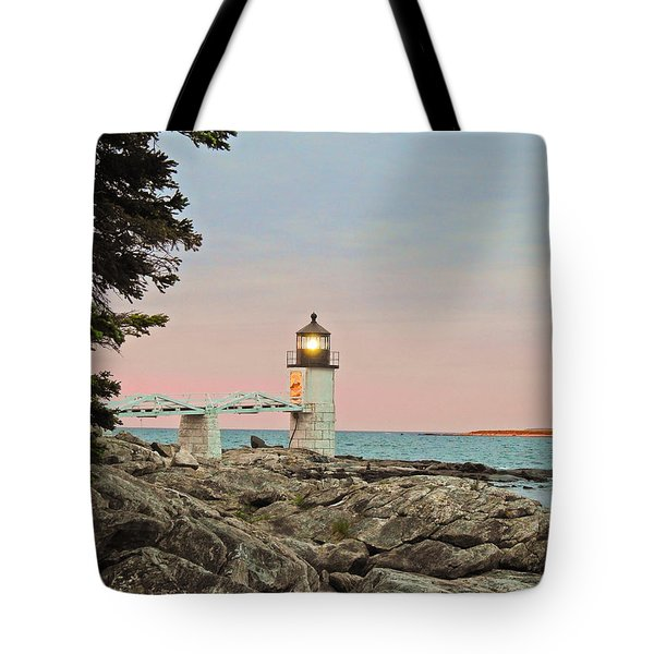 Rock Patterns Tote Bag
