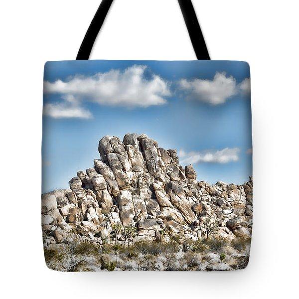 Rock Pile #4 Tote Bag