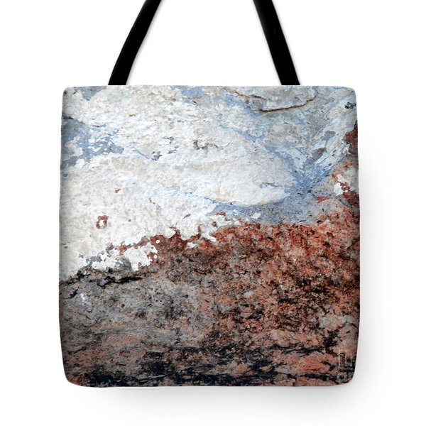 Rock Scenes Tote Bag