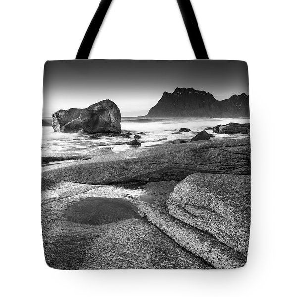 Rock Solid Tote Bag