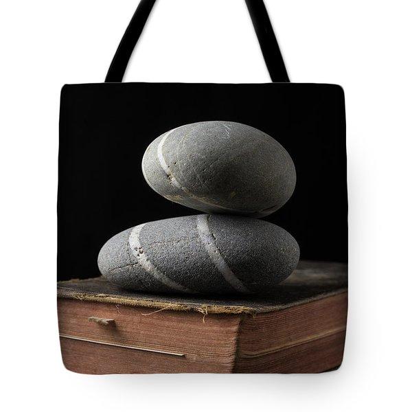 Rock Solid Faith Tote Bag