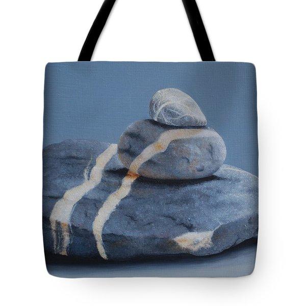 Rock Stack Tote Bag